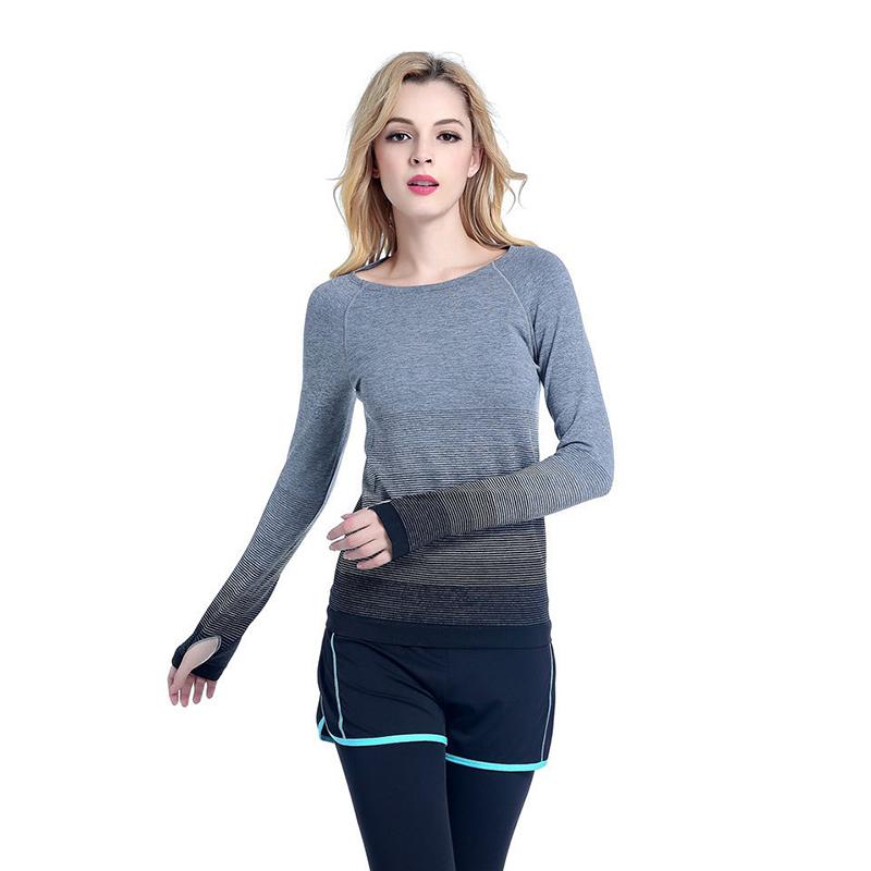Long Sleeve Sports Compression Sweatshirts