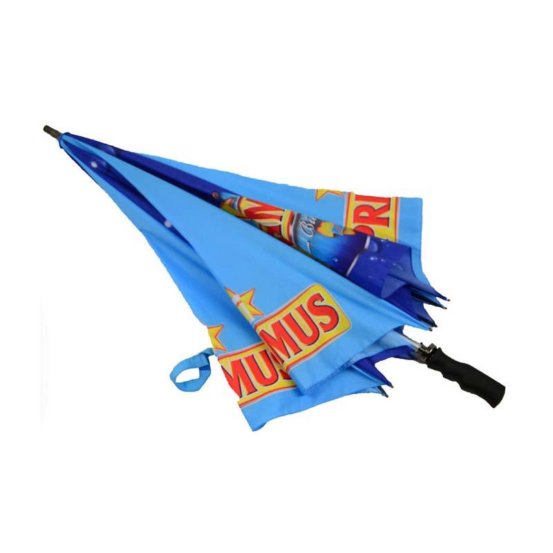 30inch aluminum shaft windproof golf umbrella for travel