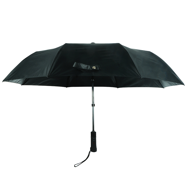 Fully automatic electronic umbrella